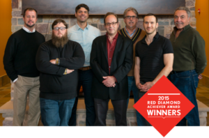 Red Diamond Winners 2015