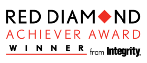 Red Diamond Achiever Award
